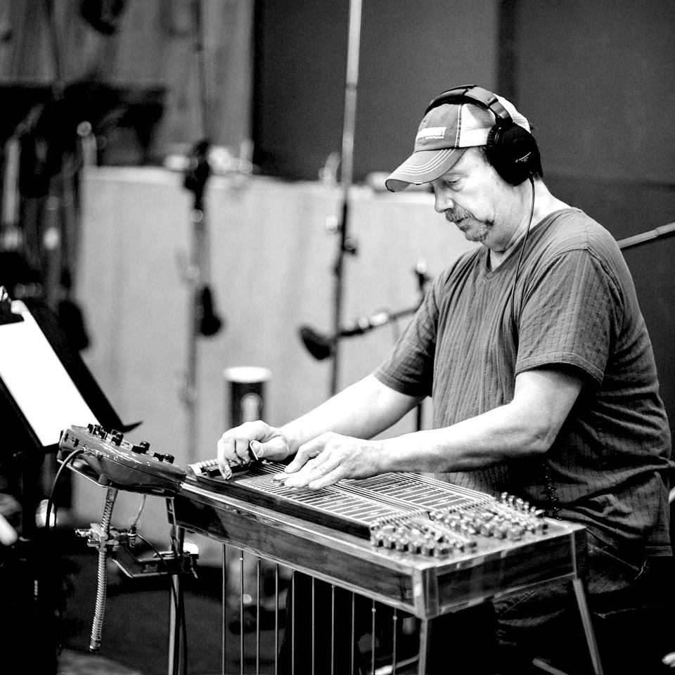 Why God Created Pedal Steel