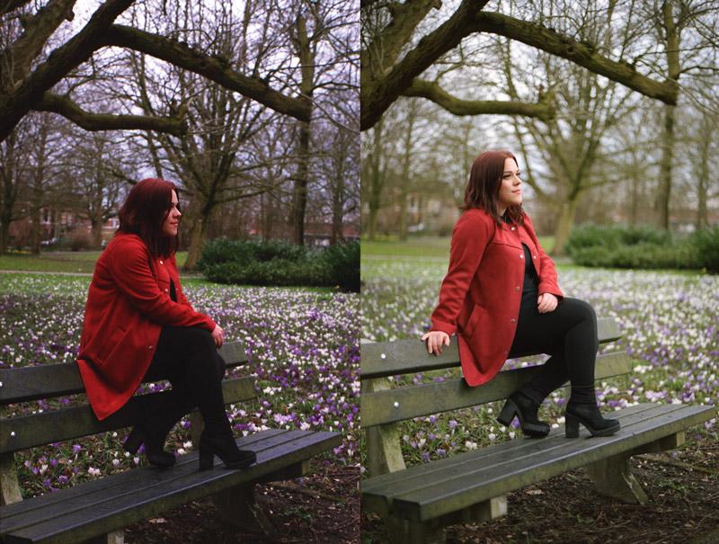 Jill Jellema, analoge kiekjes, Rengerspark, Leeuwarden