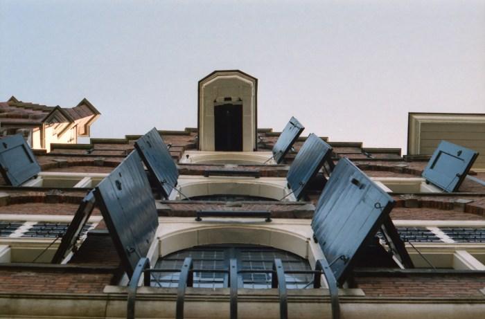 Amsterdamse gevel, Amsterdam, Herenhuis