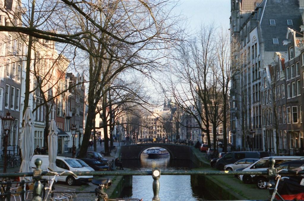 Amsterdam, Amsterdamse gracht, Amsterdamse huisjes