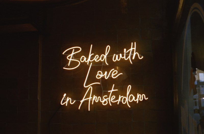 Baked with love Amsterdam
