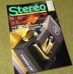 「月刊ステレオ」1月号に掲載されました!
