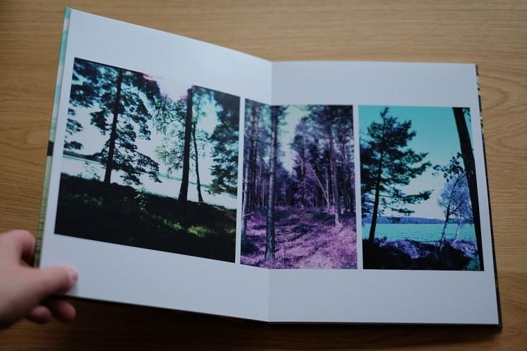 fotobuch, schweden, analoge Fotografie, wald