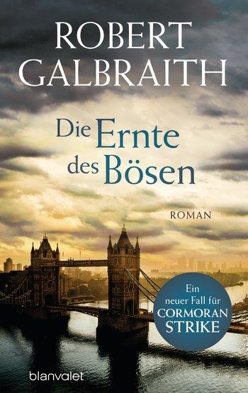 (Rezension) Die Ernte des Bösen von Robert Galbraith