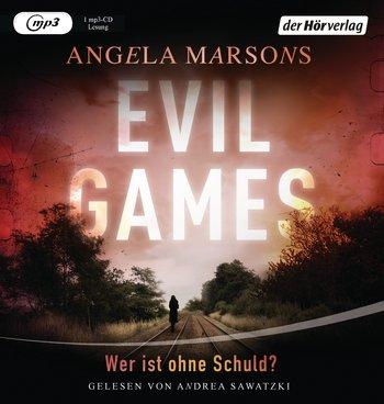 (Hörbuch) Evil Games von Angela Marsons gelesen von Andrea Sawatzki