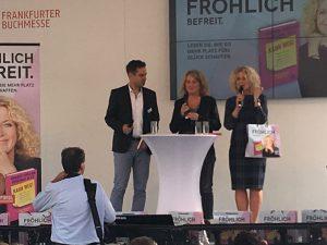 Susanne Fröhlich Buchmesse Frankfurt