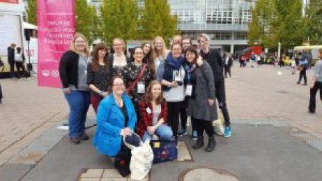 #litnetzwerk Bloggertreffen - Frankfurterbuchmesse 2017