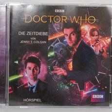 Hörbücher Doctor Who - Die Zeitdiebe