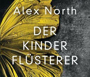 Cover der Kinderflüsterer von Alex North