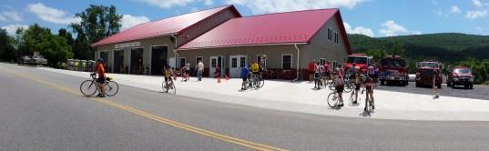 Goshen Fire Station rest stop