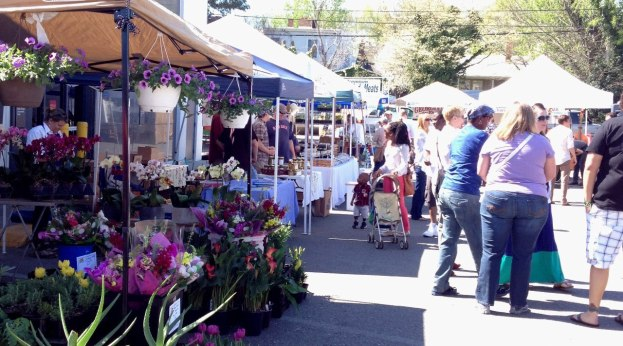Carytown Farmer's Market – A Dollar Well Spent