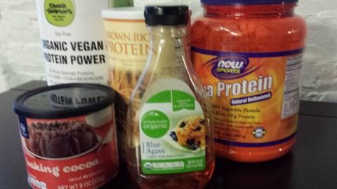 Vegan Protein Recovery Shake