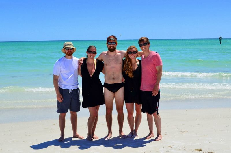 Traveling Stream of Consciousness – Siesta Keys