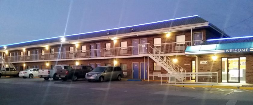 Motel 6 in Salina, Kansas