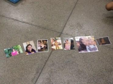 Fotos das Mães-falando sobre suas características físicas,semelhanças e diferenças