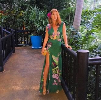 Marina Ruy Barbosa na Tailândia