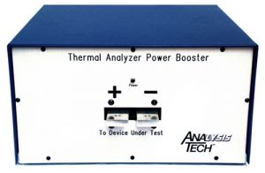 Power Booster for High Current Testing - Analysis Tech