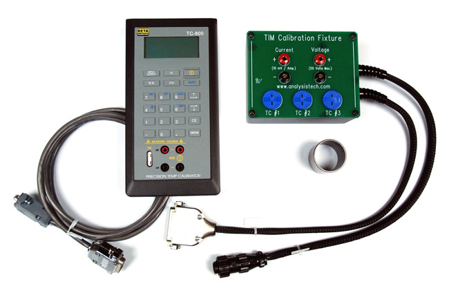 TIM Tester Calibration Package 650