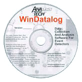 WindDataLog CD Software