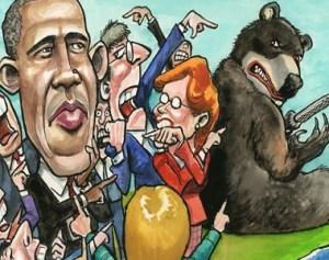Ρωσία, Ουκρανία και ΗΠΑ Εξ.