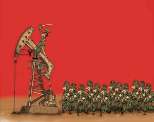 Το όπλο του πετρελαίου Εξ.