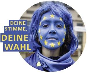 Γερμανική διαφήμιση υπέρ της ΕΕ