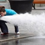 Drinking from a fire hose