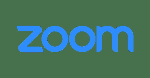 Zoom logo on the IIAR website