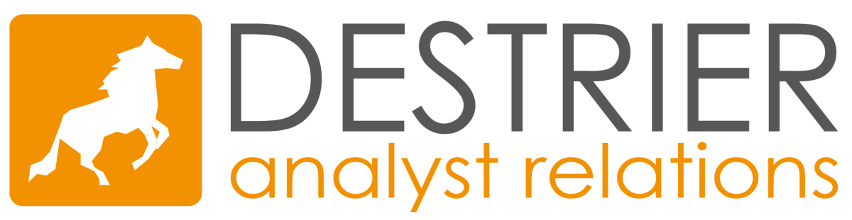 Destrier AR logo