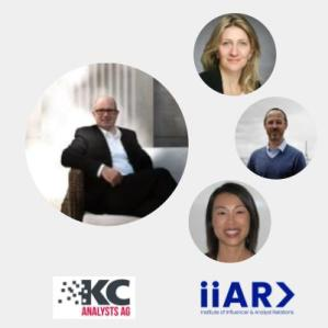 IIAR> Webinar with Martin Kuppinger / Founder and Principal Analyst, KuppingerCole