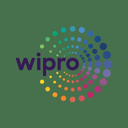 Wipro logo (06/21)
