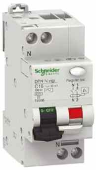 RCBO (Residual Current Circuit Breaker with Overload Protection)