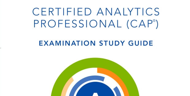 Certified Analytics Professional - Study Guide