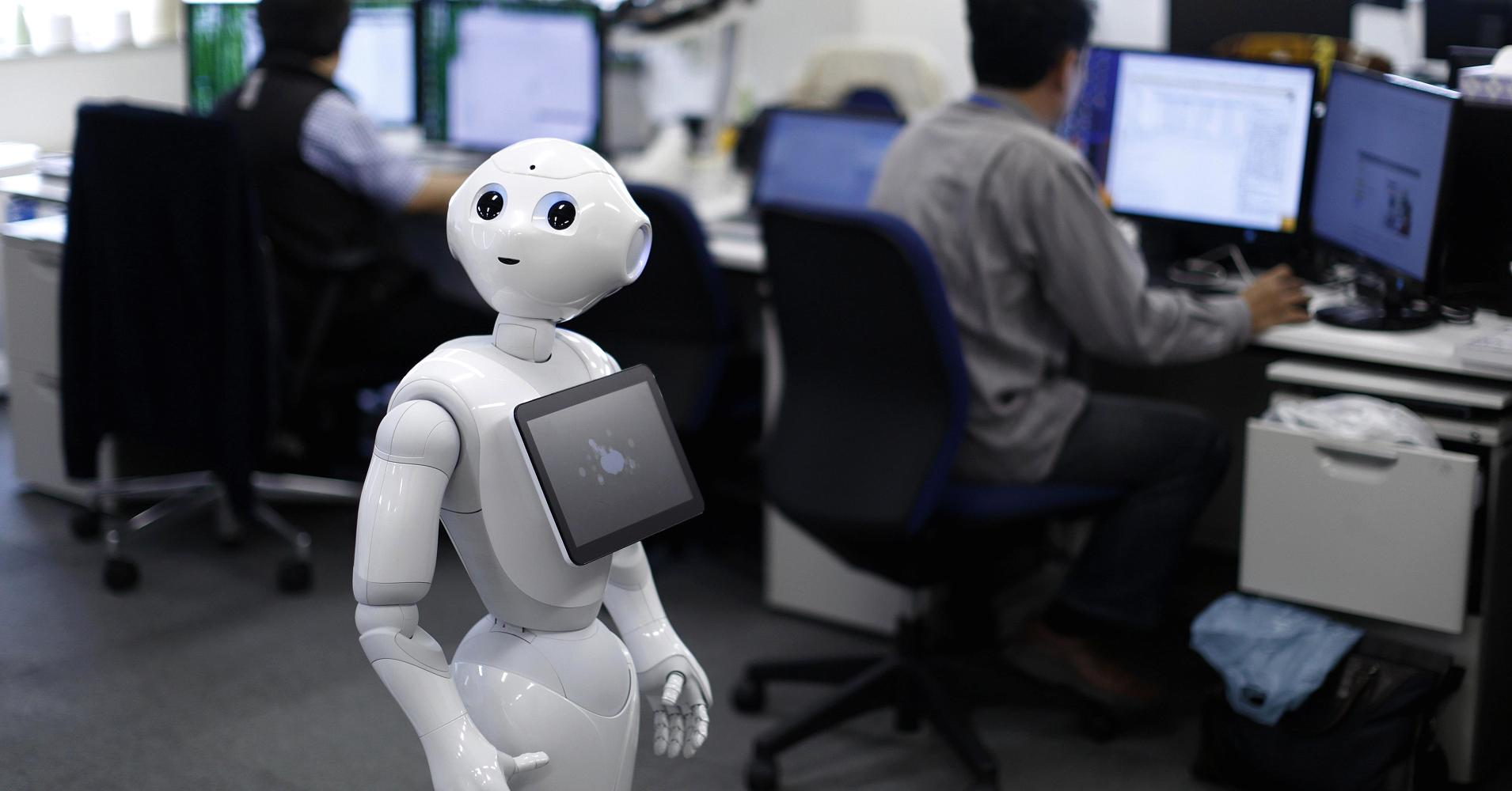 how does artificial intelligence affect the workplace The vast majority of respondents to the 2014 future of the internet canvassing anticipate that robotics and artificial intelligence will permeate wide segments of daily life by 2025, with huge implications for a range of industries such as health care, transport and logistics, customer service, and.
