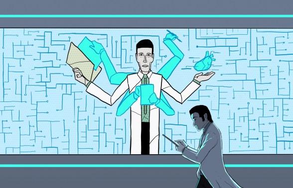 11 startups indiennes révolutionnent le secteur de la santé avec l'IA