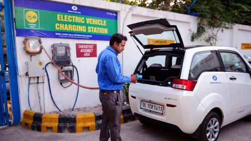 Artificial Intelligence, Data & India's Electric Vehicles Policy
