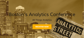 #AnalyticsStreet: @AnalyticsWeek's take on a Data Analytics Conference