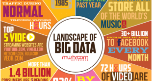 Landscape of Big Data