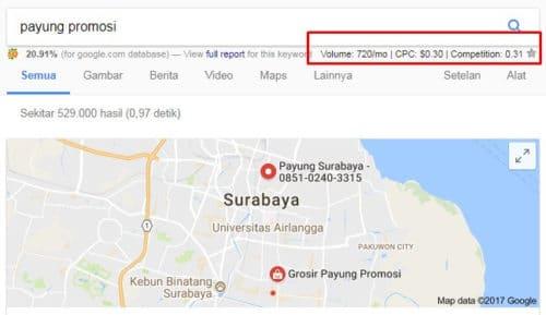 8 Keyword Everywhere - Keyword Tool Google Search