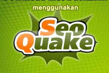 Cara Download List Backlink Menggunakan SEOquake
