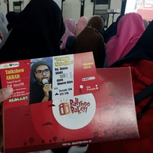 Paket Snack Box di Surabaya Higienis Enak Halal Ballyhoo Bakery