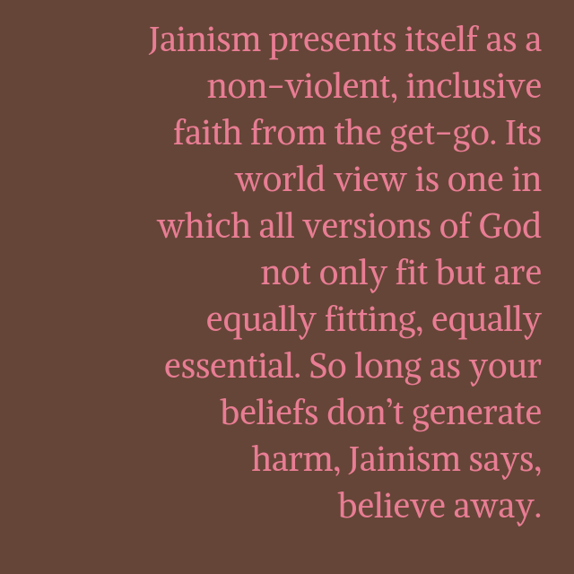 Jainism, religion and spirituality