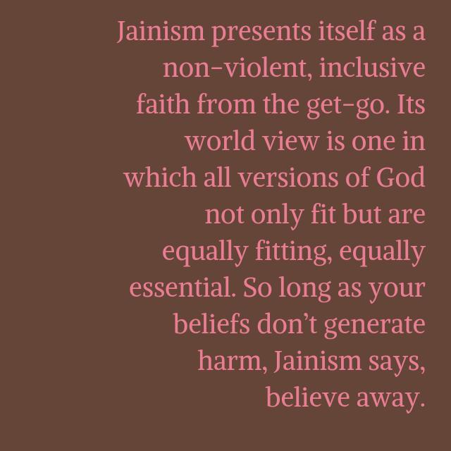 Jainism, religion and spirituality