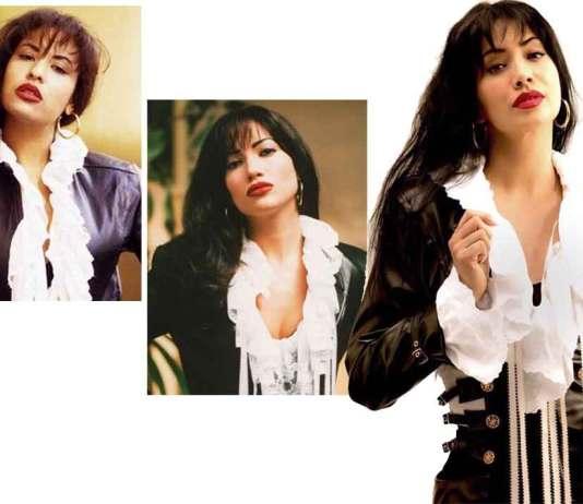 Selena Quintanilla, interpretada en el cine por Jennifer Lopez y ahora por Maya Zapata en una serie