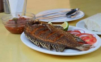 La tilapia es uno de los pescados que más consumimos cuando estamos a dieta