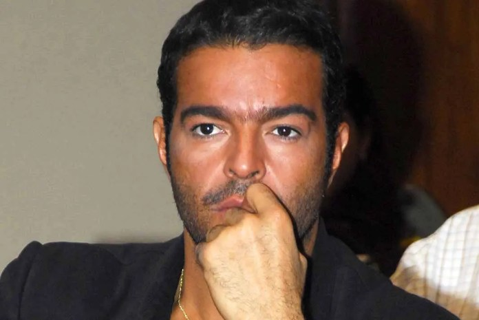 Pablo Montero negó estar tomado durante la presentación