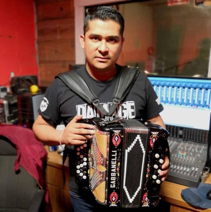 Roberto Dominguez iba a presentar nuevos temas en su próxima presentación en Tijuana