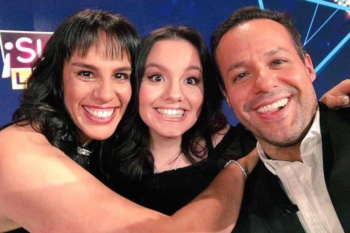 """Apenas en enero de 2018 Marysol escribió al compartir esta sonriente imagen de los tres: """"¡Ya me urge que nos volvamos a abrazar! Los amo"""". Foto: Instagram / marysol_sosa"""