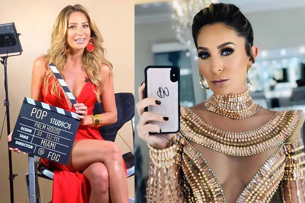 La mexicana se integra al elenco de bellas mujeres de varios países