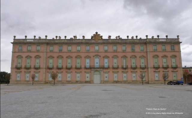 """Palacio Real de Riofrío"""